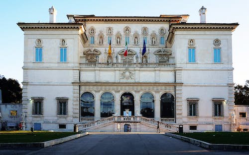 Visit Rome - Borghese Gallery