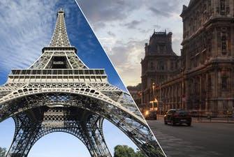 Paris City Vision Paris City Tour