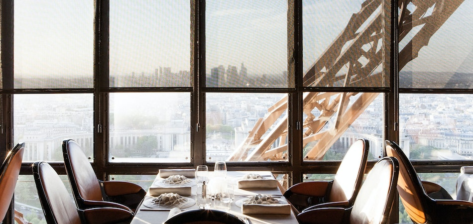 About The Eiffel Tower Restaurants