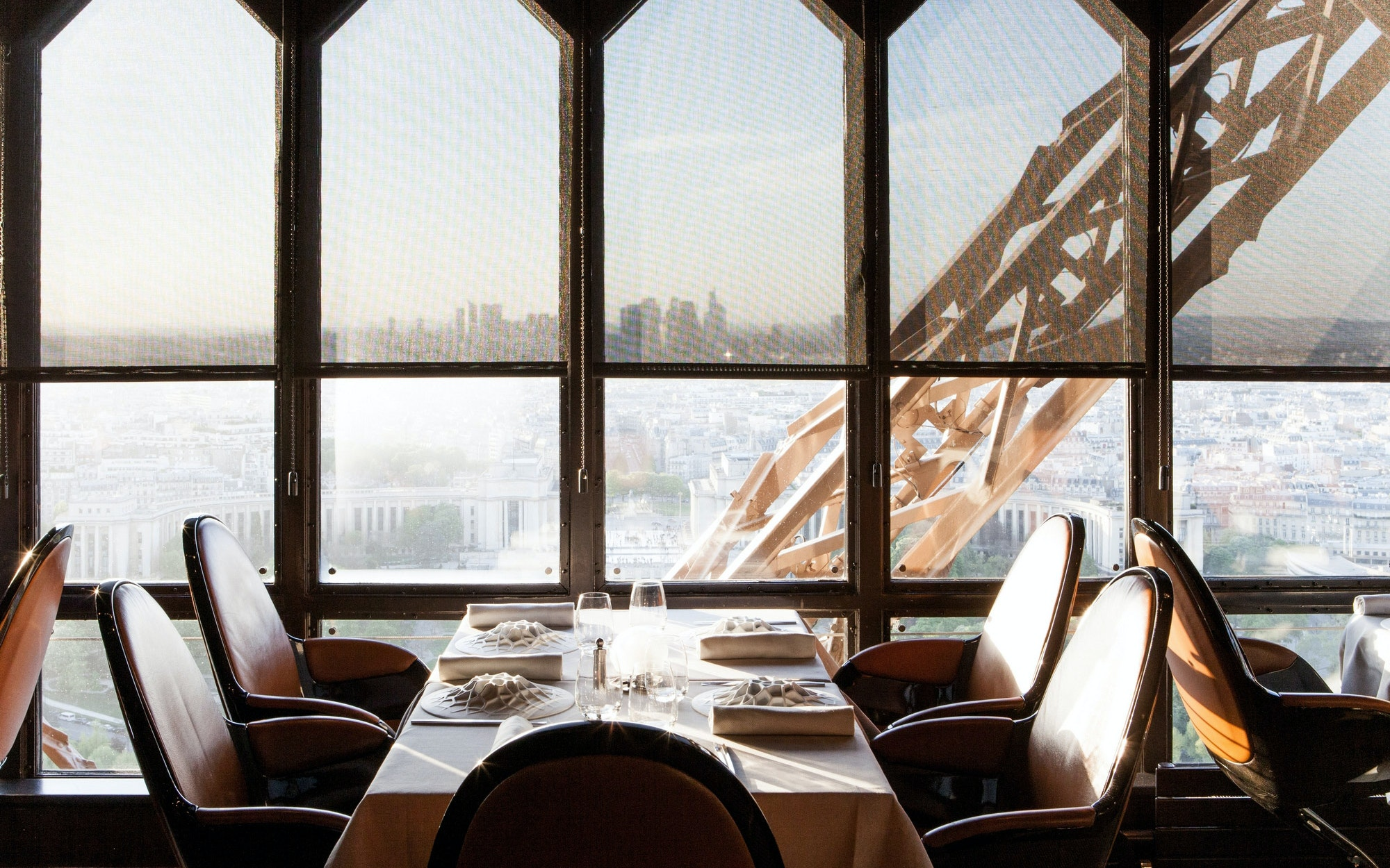 High Quality About The Eiffel Tower Restaurants