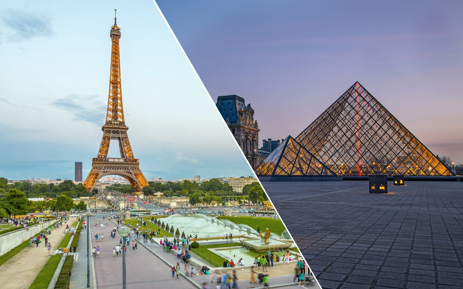 Eiffel Tower, Seine Cruise and Louvre Dedicated Entry Tickets