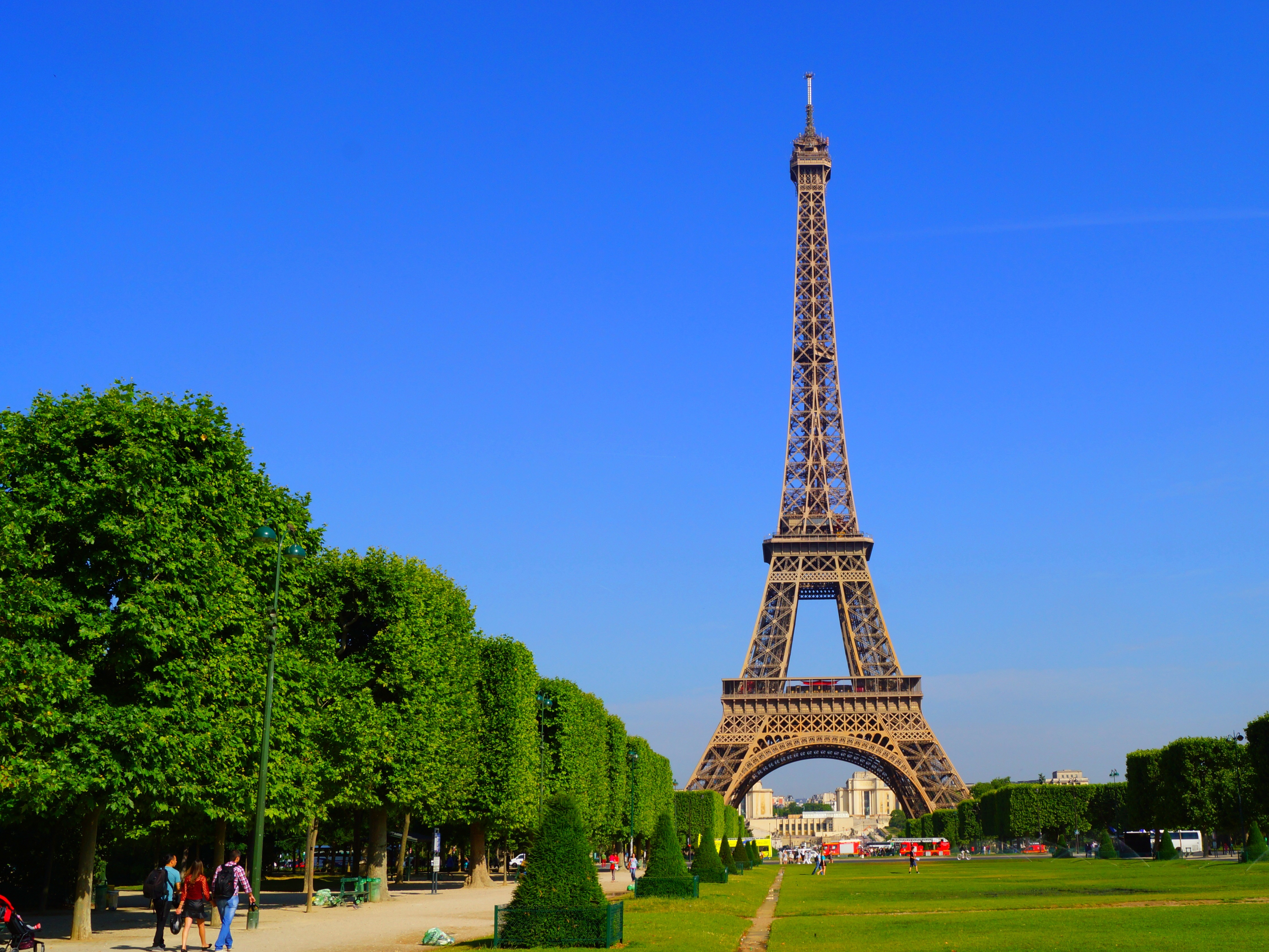 Eiffel Tower First Floor