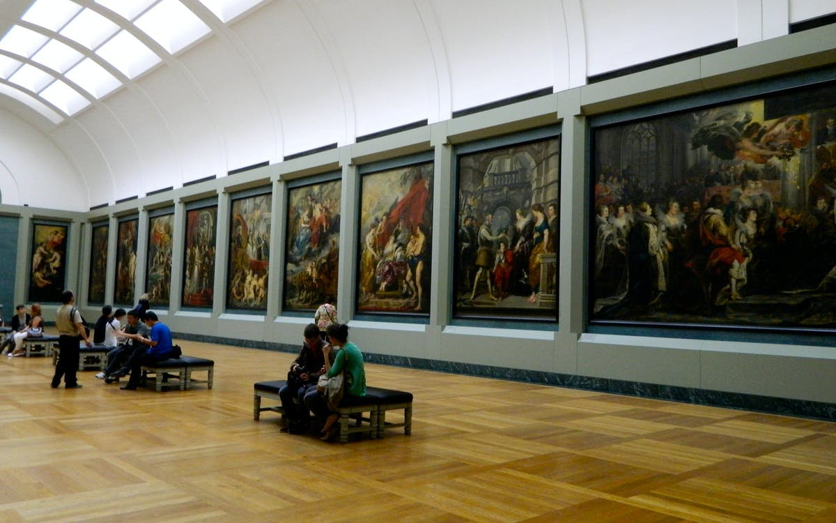 skip the line: louvre museum small group tour-1