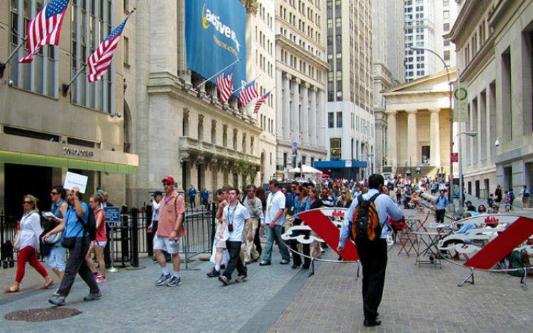 Historic Wall Street Walking Tour