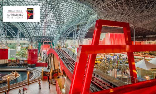 Ferrari World Deals and Offers - 3