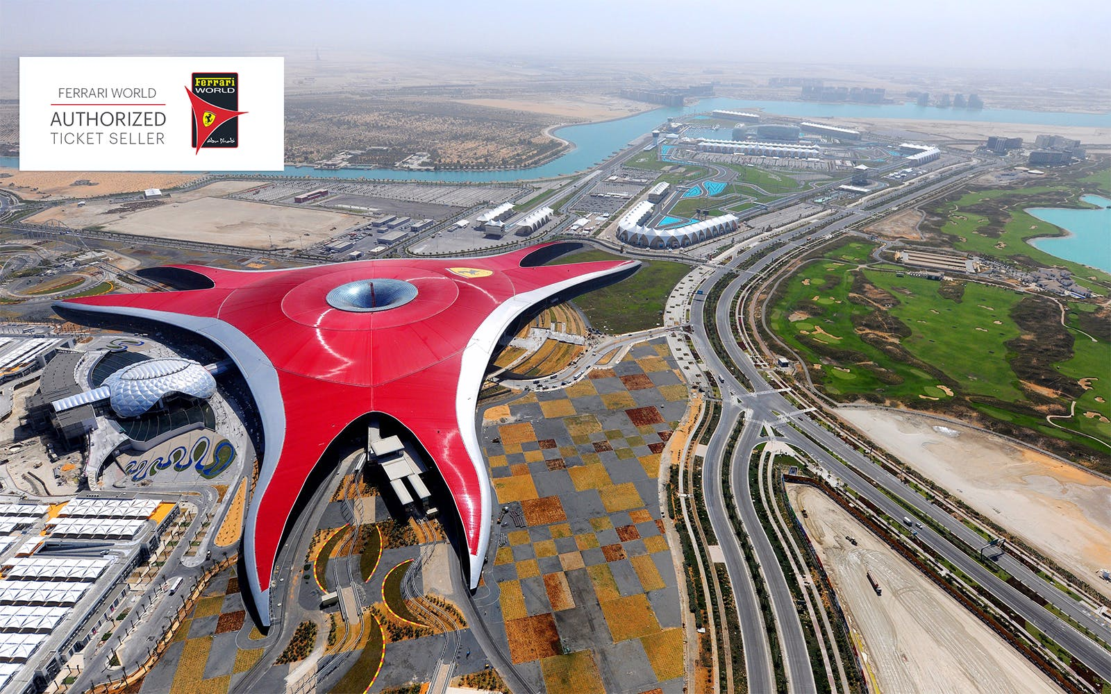 Ferrari World Bronze Pass