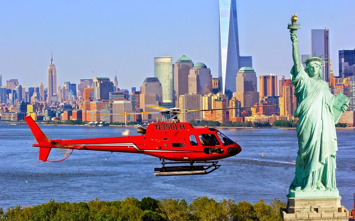 The Best Helicopter Tour In Nyc