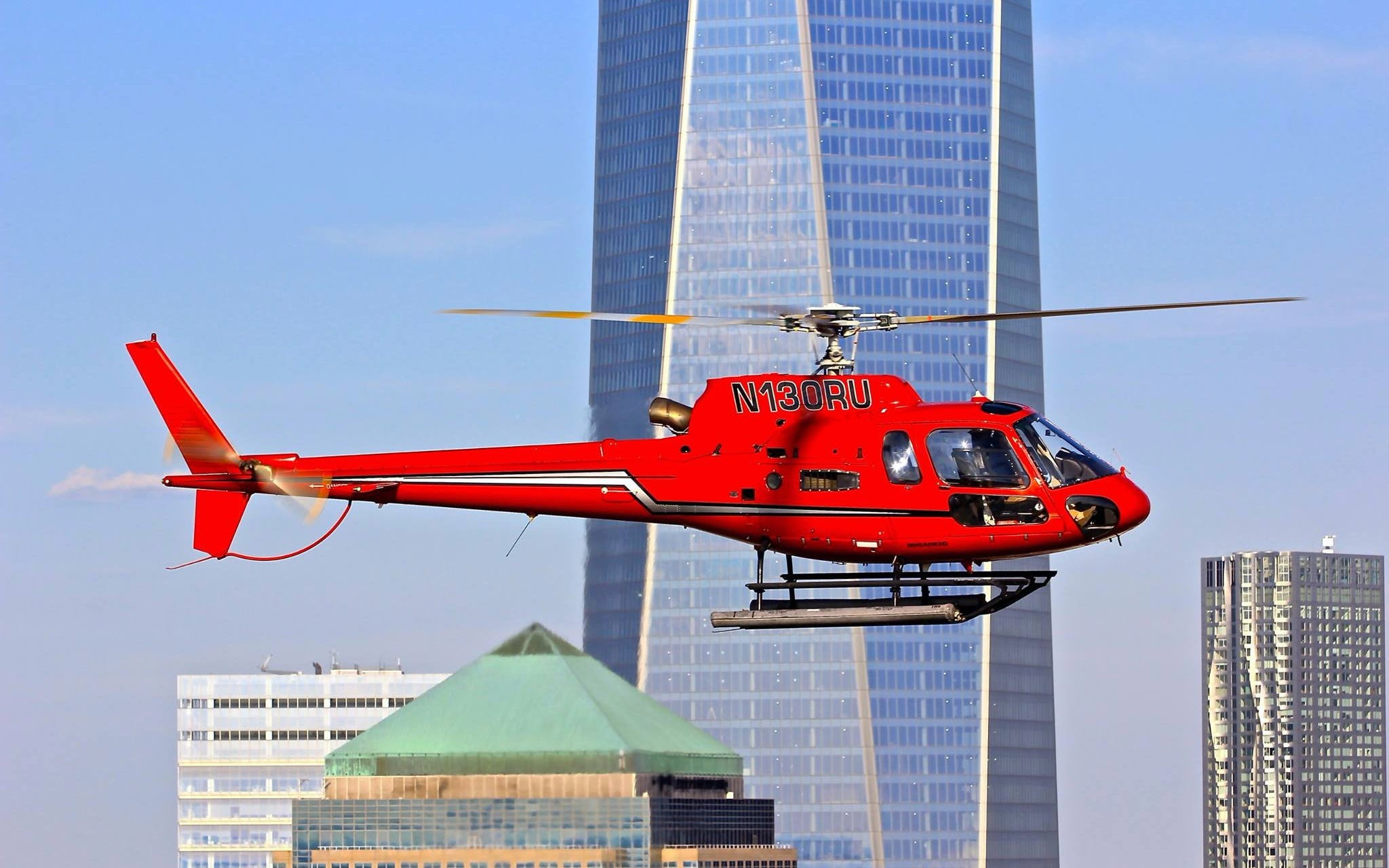 Private New York Helicopter Tour