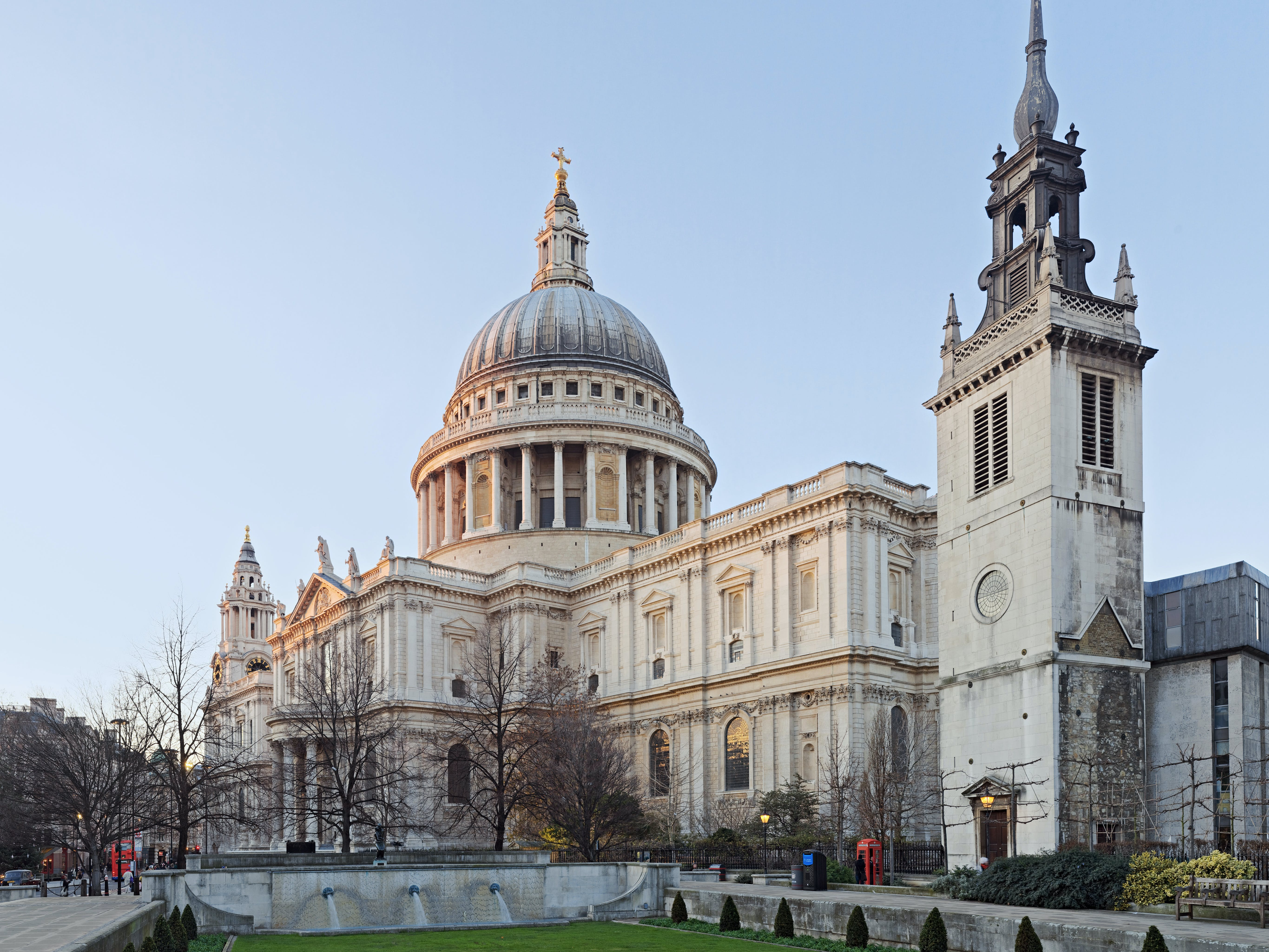 Introduction to London Architecture Walking Tour