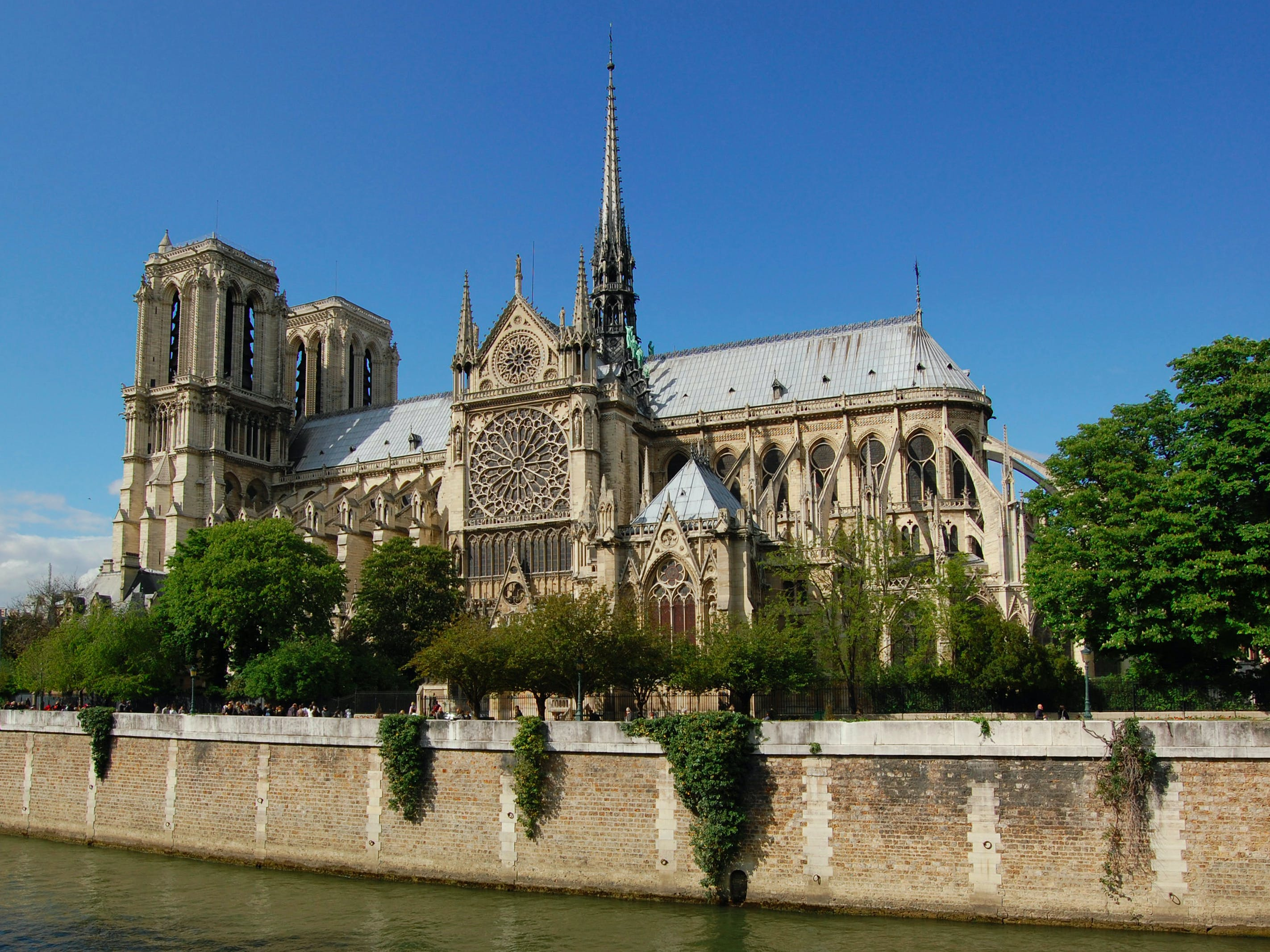 Notre Dame and Gothic Paris