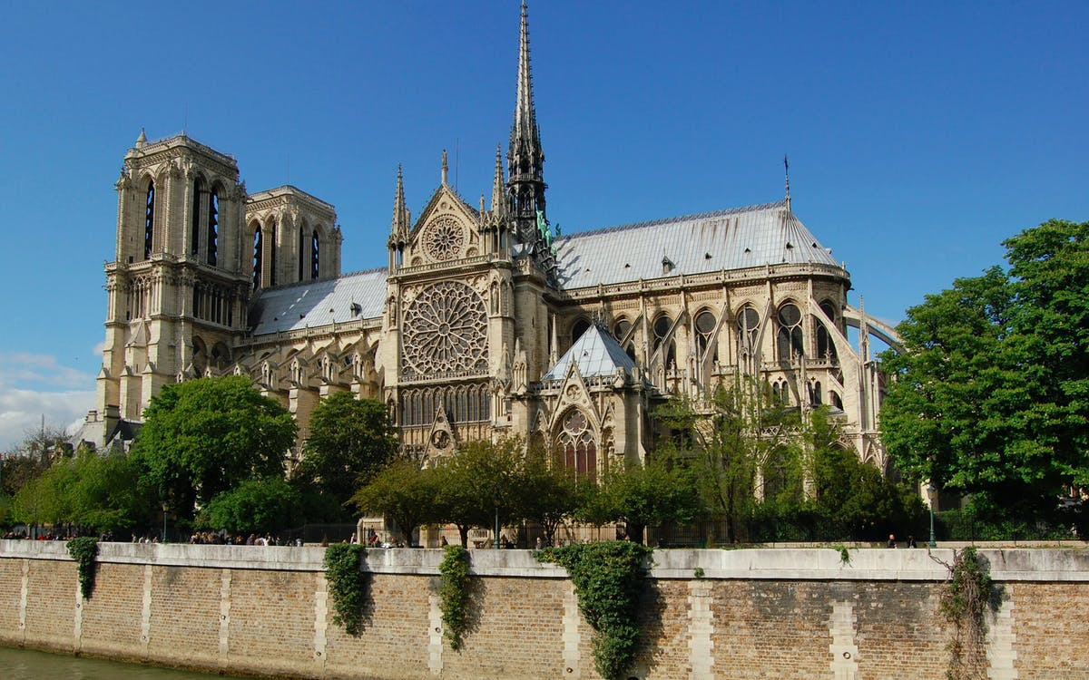 notre dame and gothic paris-1