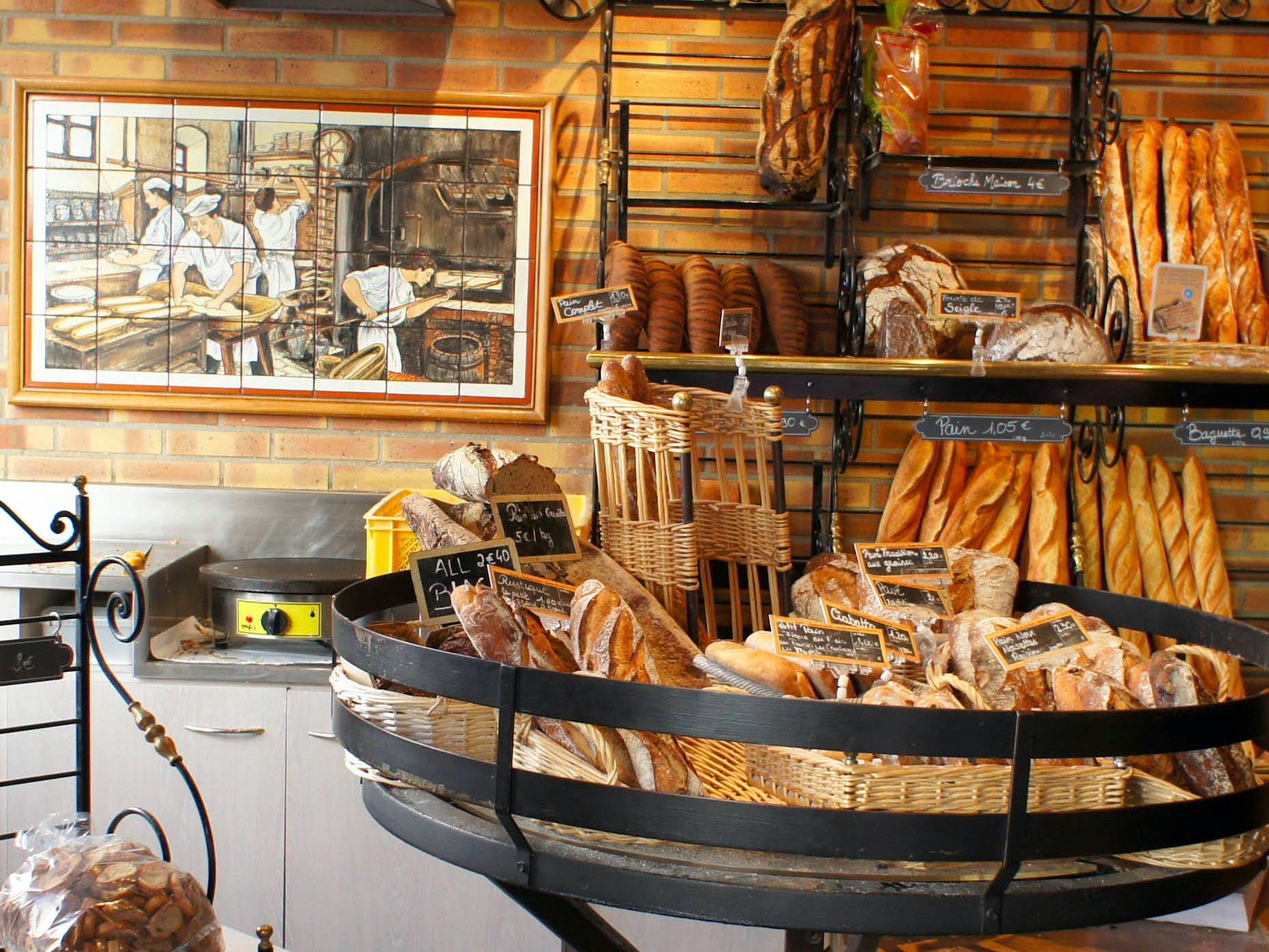 Baguette to Bistro, Culinary Traditions of Paris Walking Tour