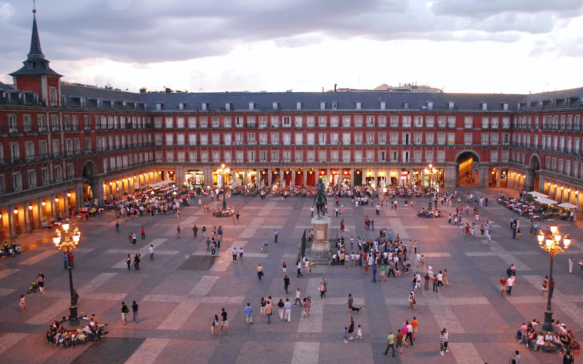 madrid through the centuries-1