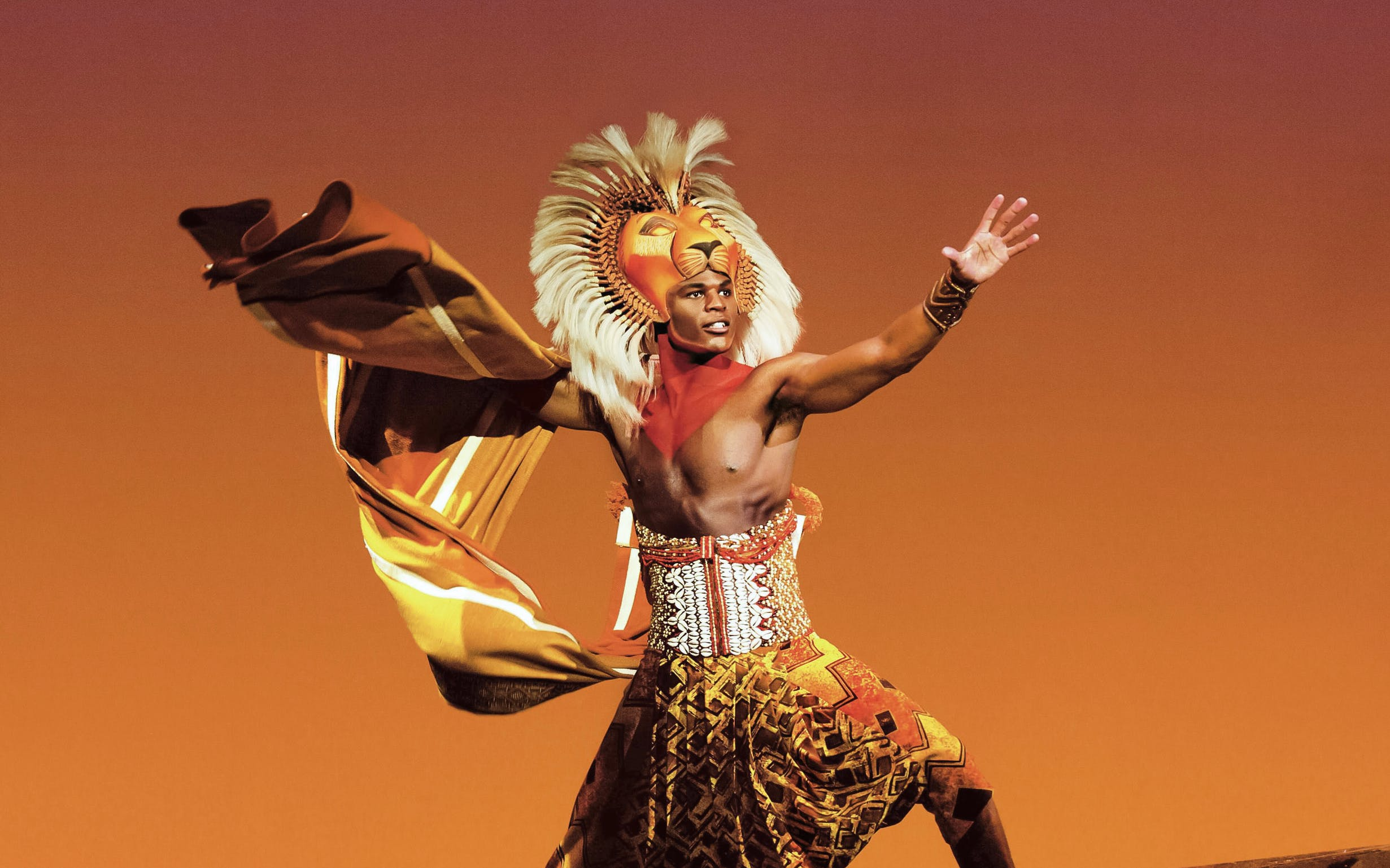 The Lion King broadway lottery