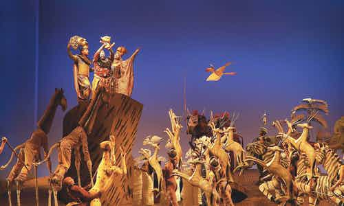 The Lion King broadway tickets 3