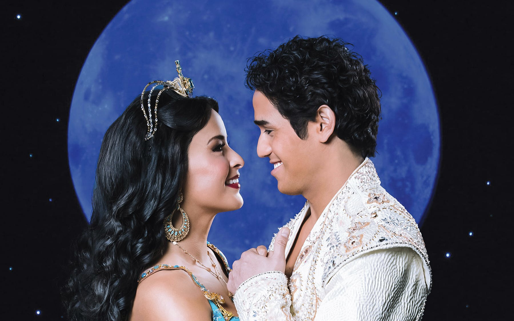 Best Broadway Musicals - Aladdin
