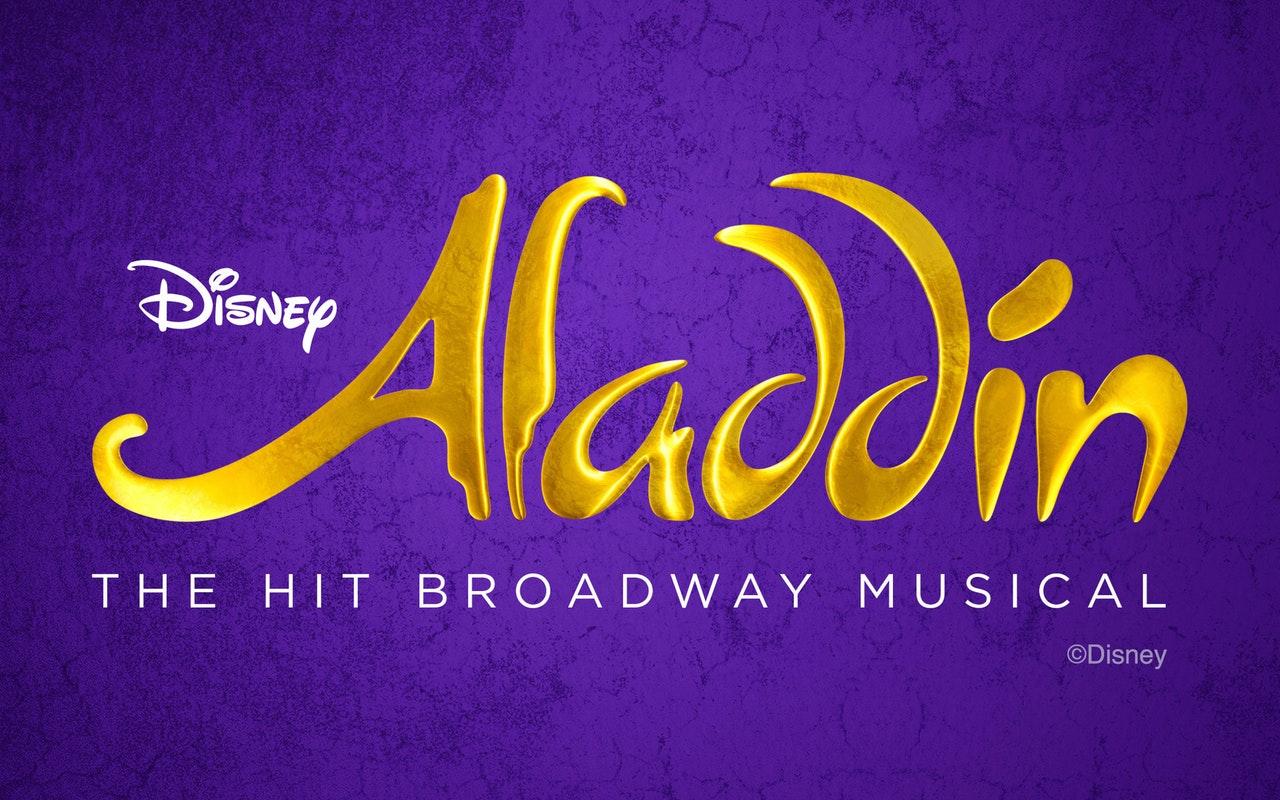 Aladdin Show Cover Photo