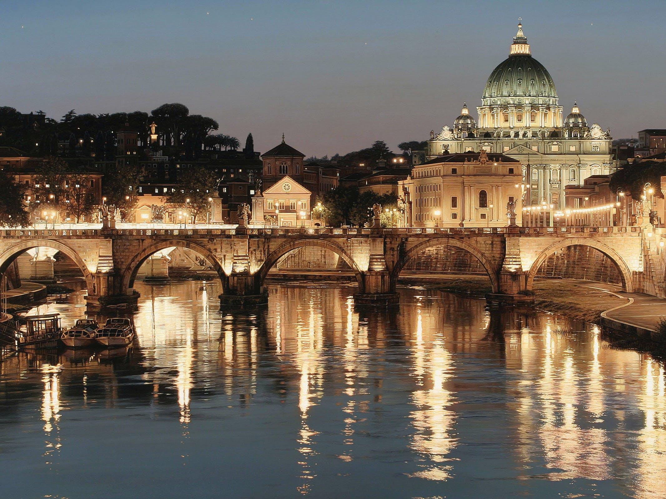 Rome bike tour - 2