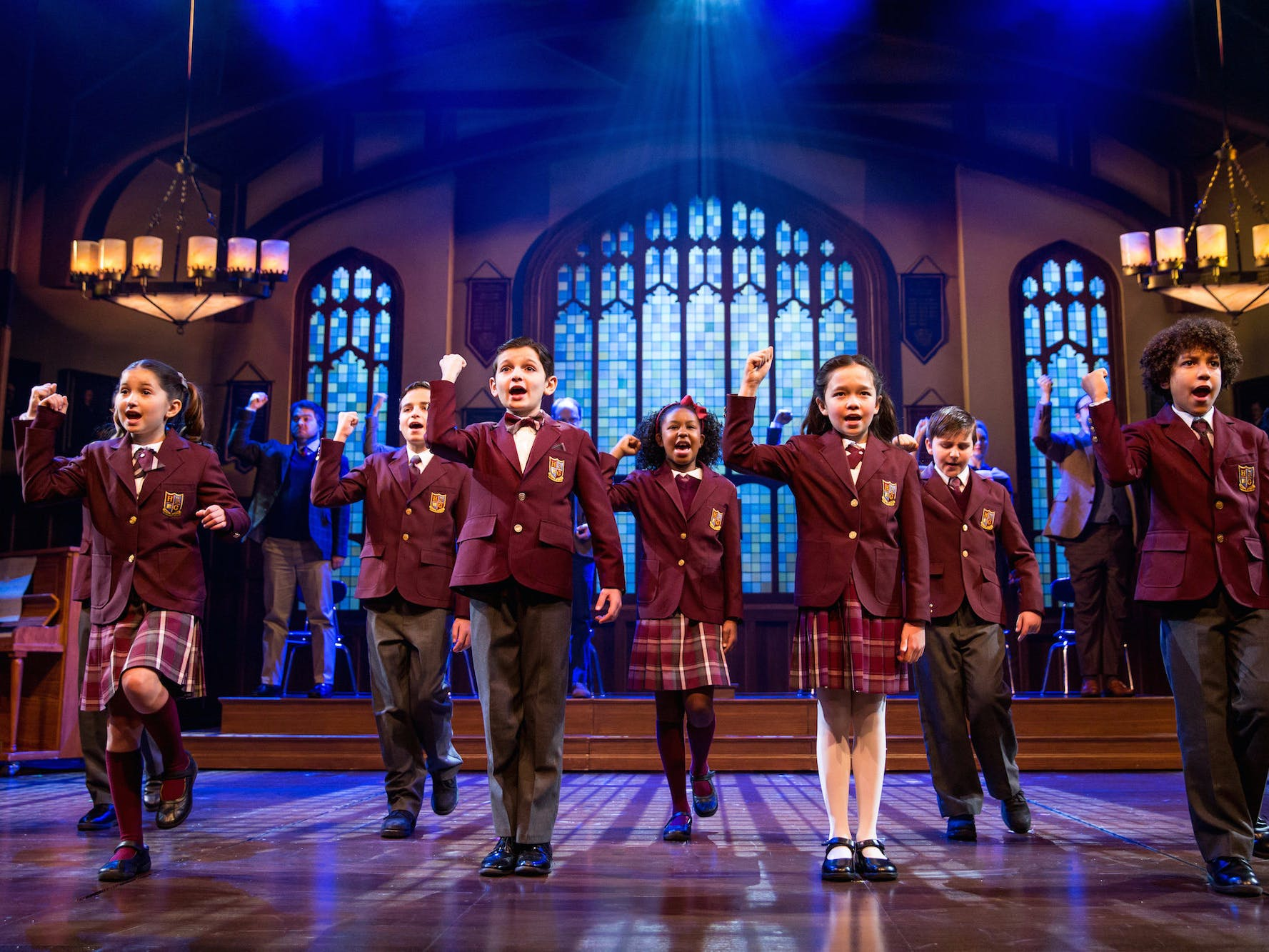 Best Broadway Shows - February 2018 - School of Rock