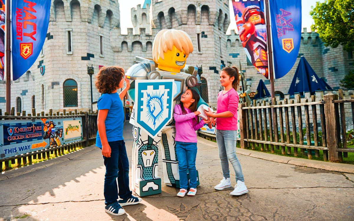 legoland windsor resort - 1 day ticket-1