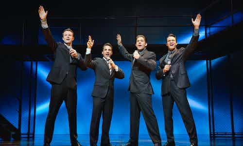 Jersey Boys - Best Off Broadway Shows 3