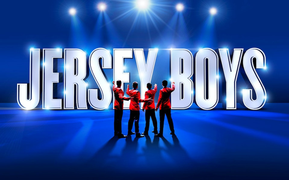 Jersey Boys Show Cover Photo