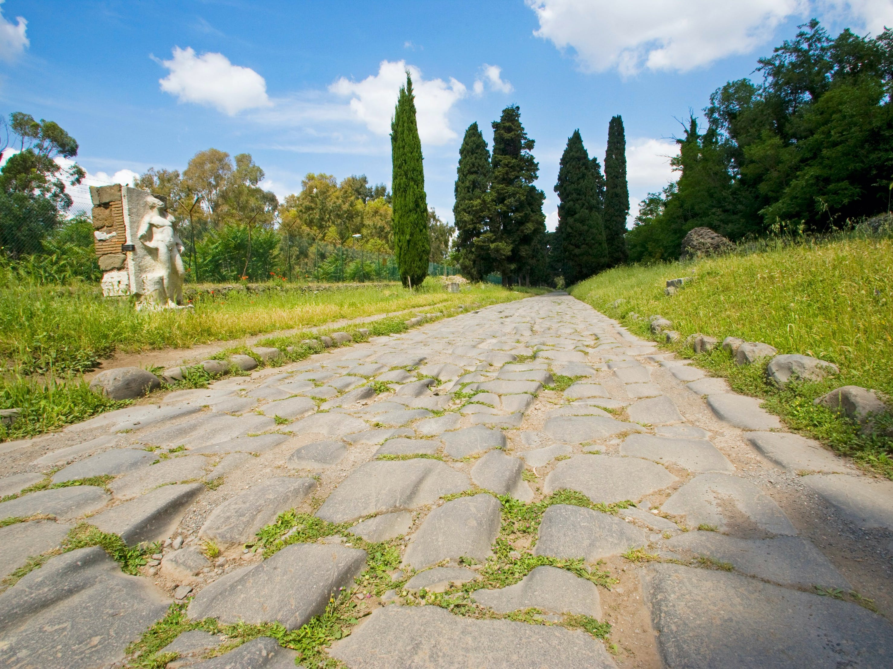 Ancient Rome - Appian Way - 1