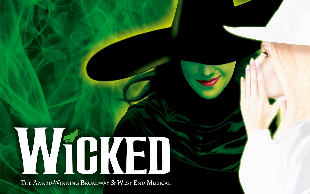 Wicked Show Cover Photo