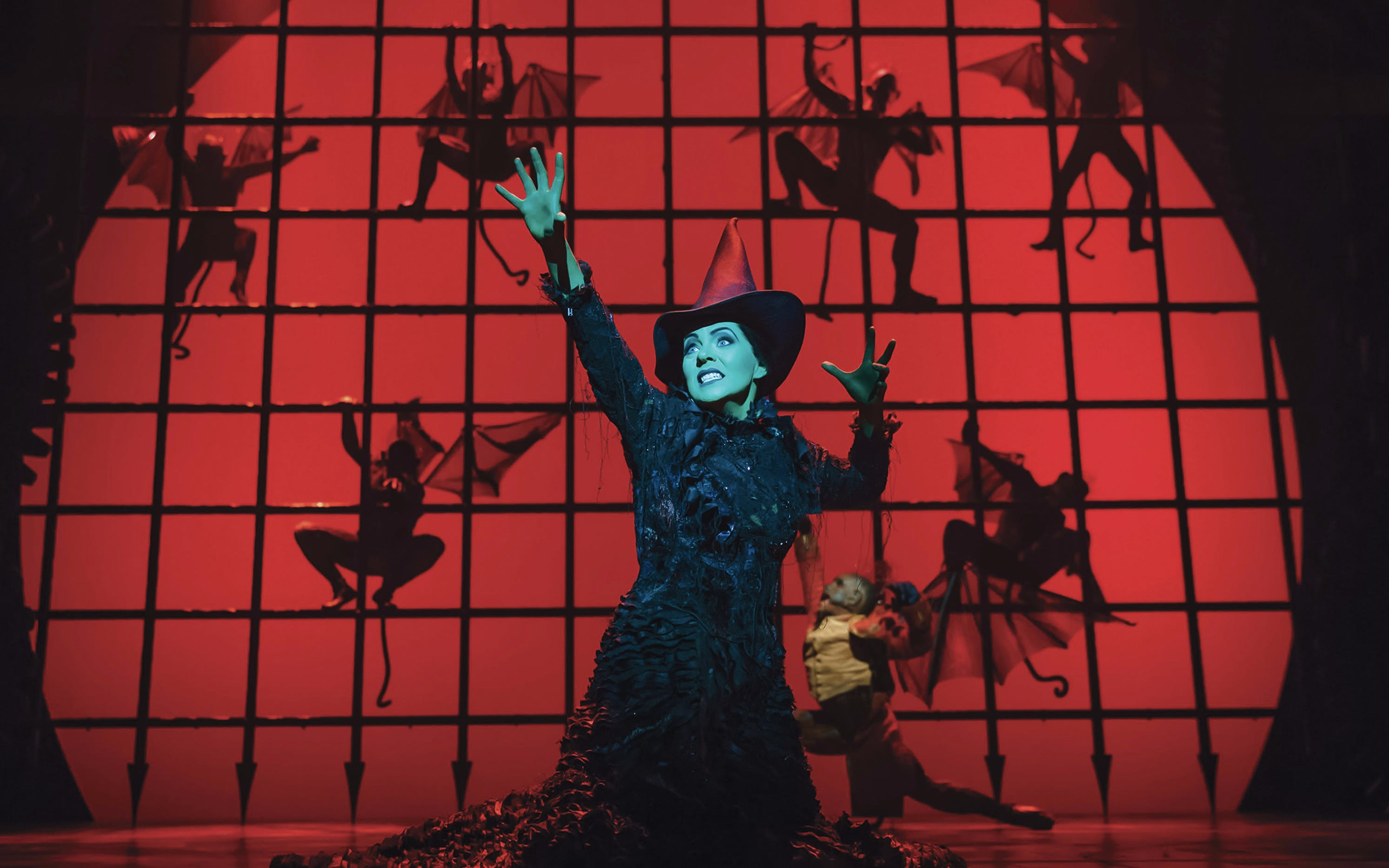Wicked broadway lottery