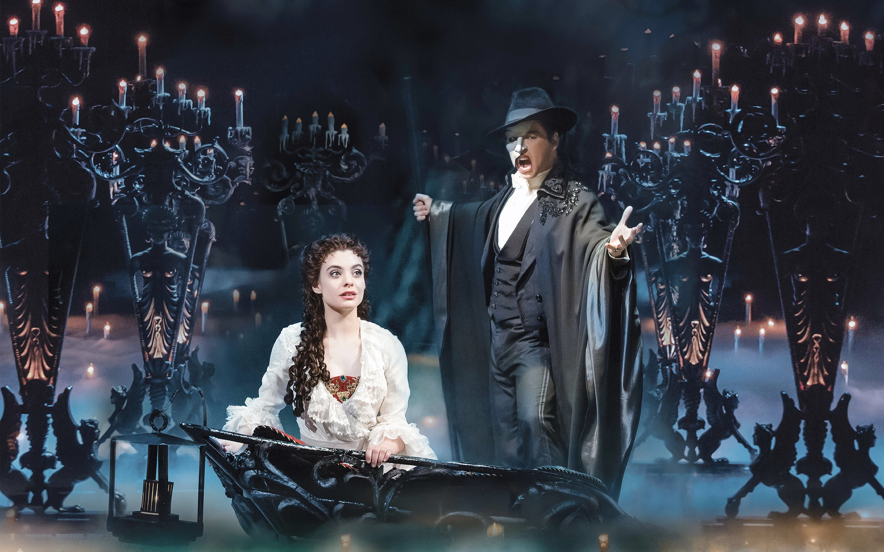 The Phantom of the Opera broadway lottery