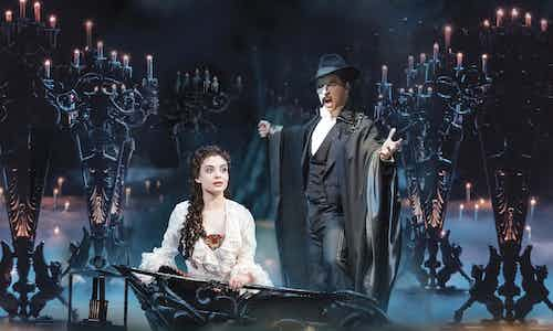 The Phantom Of the opera broadway tickets 2