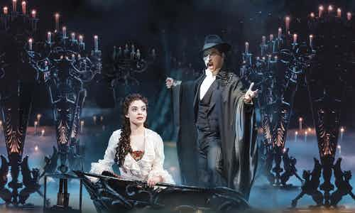 The Phantom of the Opera 1