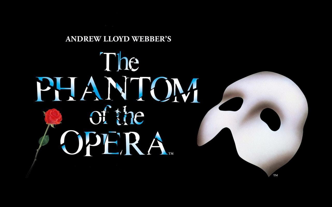 The Phantom of the Opera Show Cover Photo