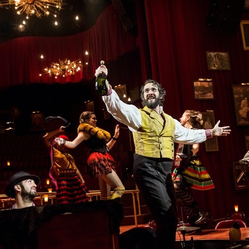 Planning a trip to NYC - The Great Comet