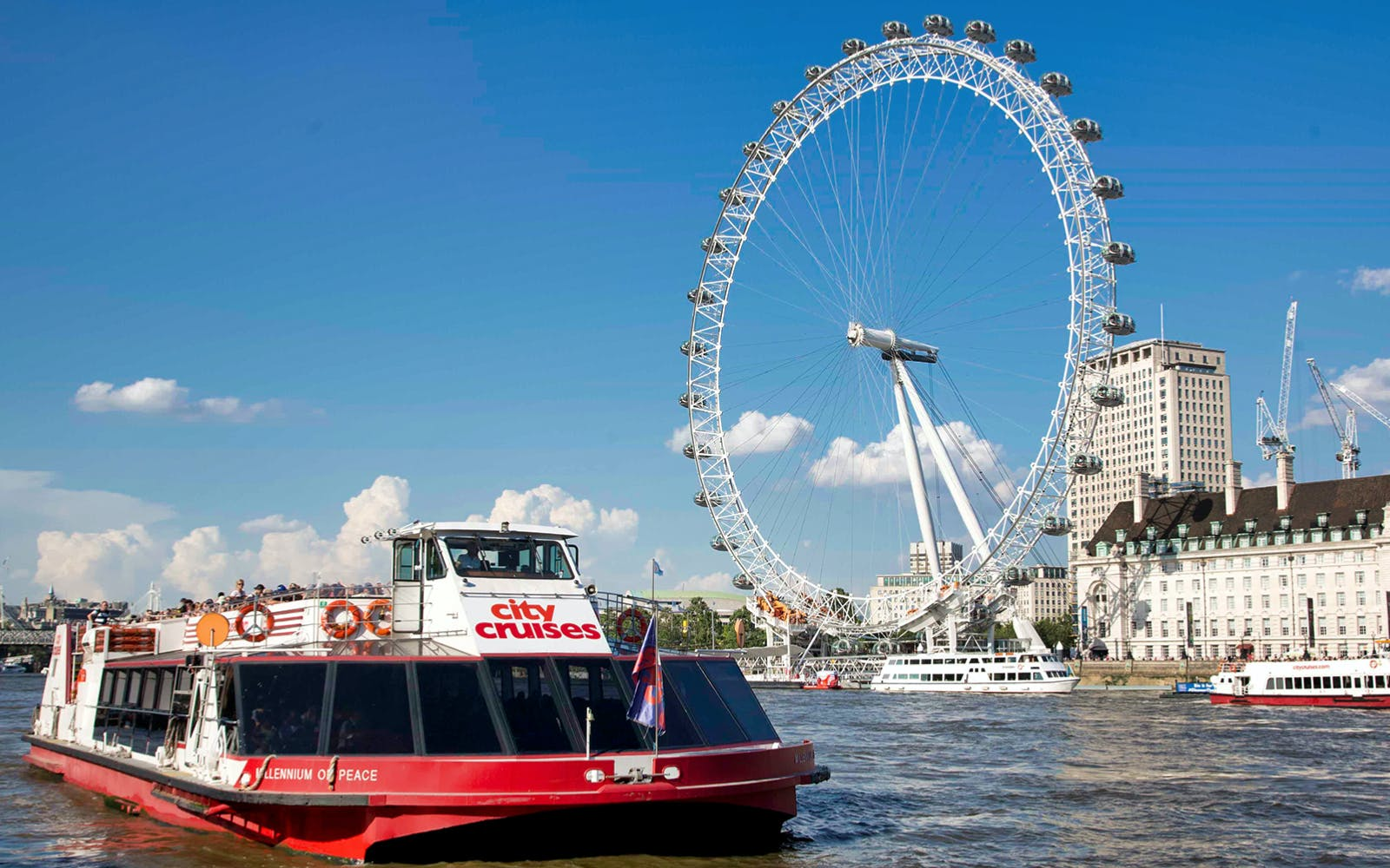 Thames River Cruises London