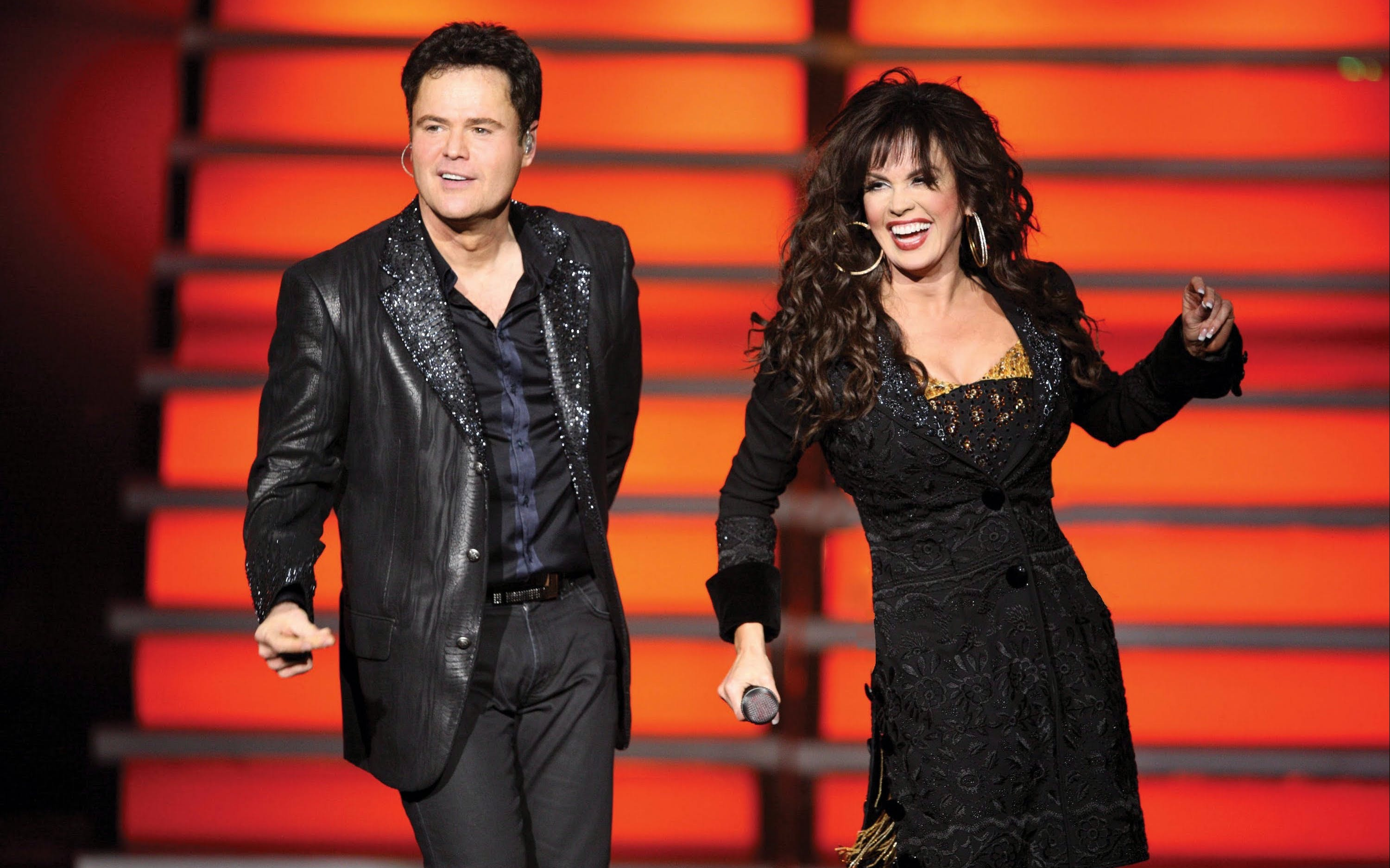 donny & marie -1