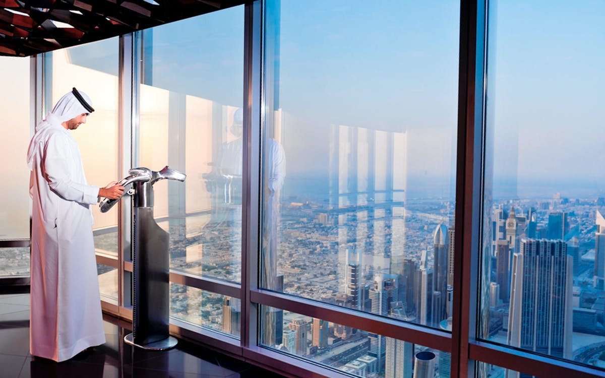 burj khalifa: at the top & 3-course lunch at the armani hotel-1