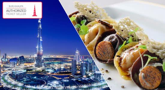 Burj Khalifa tickets - 2