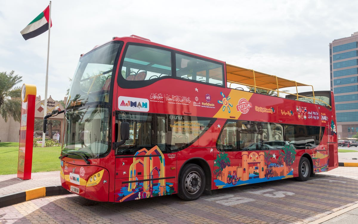 city sightseeing dubai: hop-on hop-off 1 day, 3 day or 7 day-2
