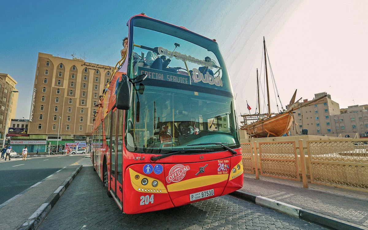city sightseeing dubai: hop-on hop-off 1 day, 3 day or 7 day-1