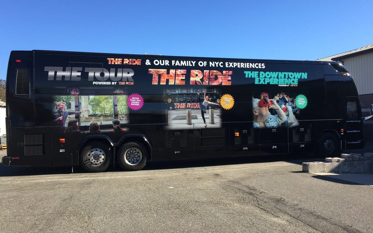 the tour - the ride-2