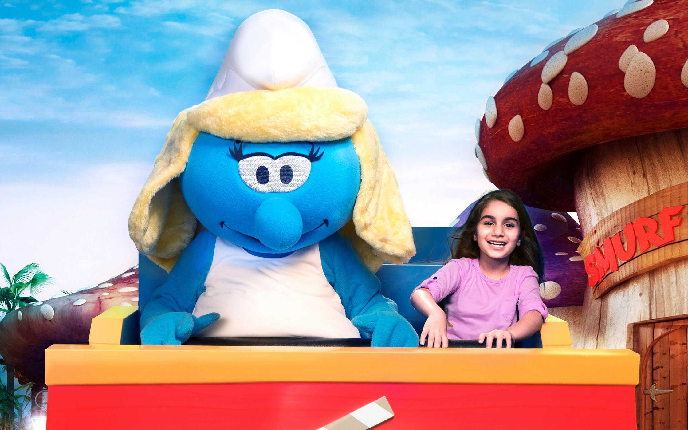 Best Theme Parks in Dubai - Motiongate Dubai - 3