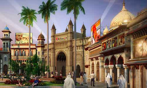 Best Theme Parks in Dubai - Bollywood Park Dubai -1