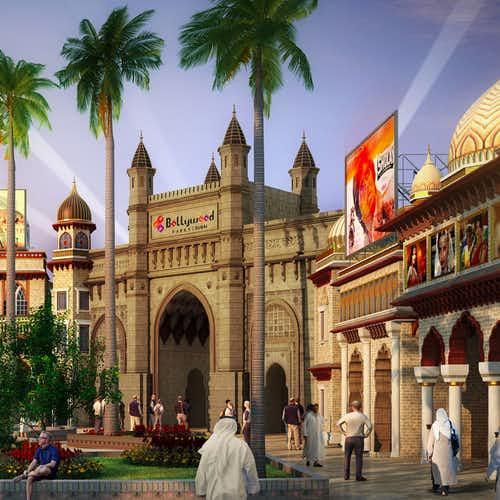 Dubai Bollywood Parks-1