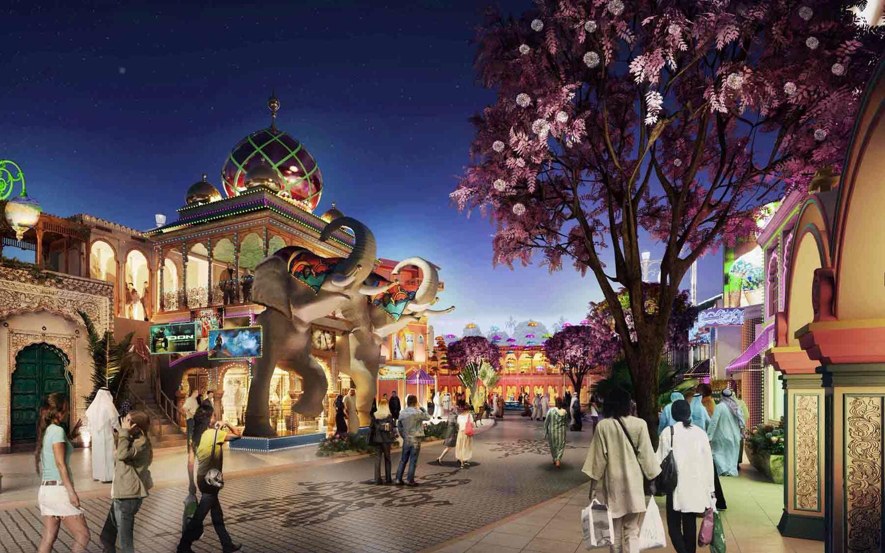 Best Theme Parks - Bollywood Park Dubai -3