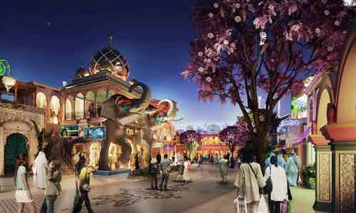Best Theme Parks in Dubai - Bollywood Park Dubai -3
