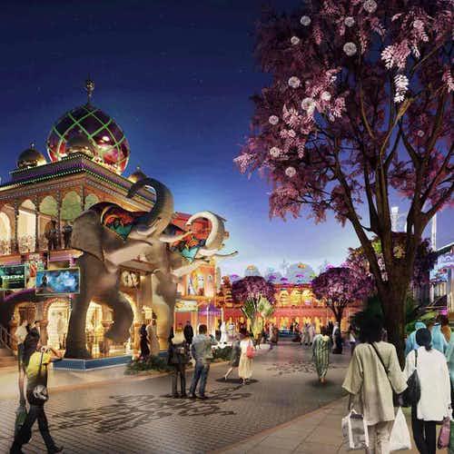 Dubai Bollywood Parks-3