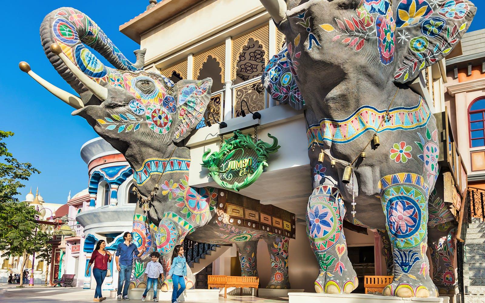 Dubai Bollywood Park