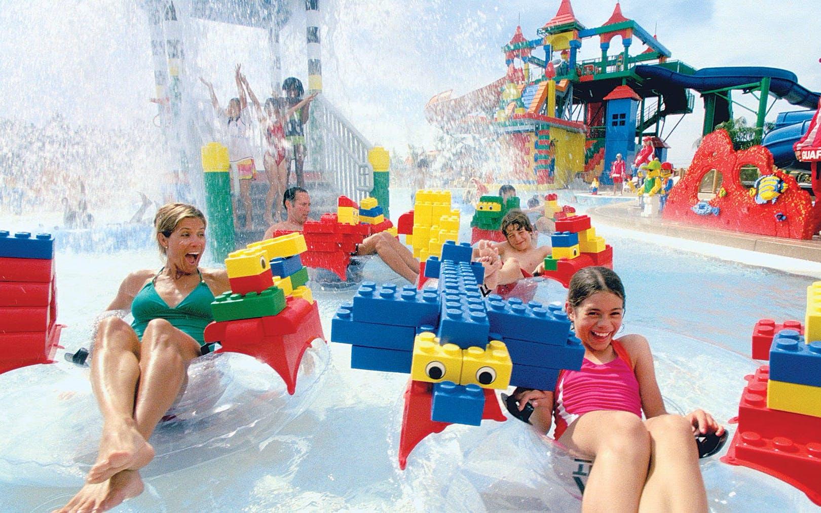 Best Water Park in Dubai -Ice Land Water Park