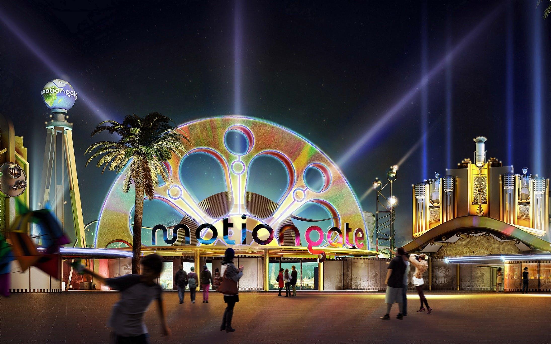 Best Theme Parks in Dubai - Dubai Parks n Resorts - 2